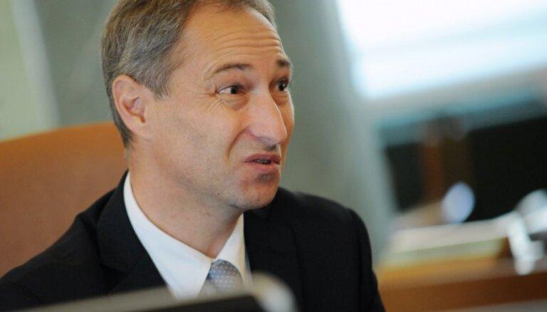 Депутат Григуле: министр Борданс — еще вполне живой
