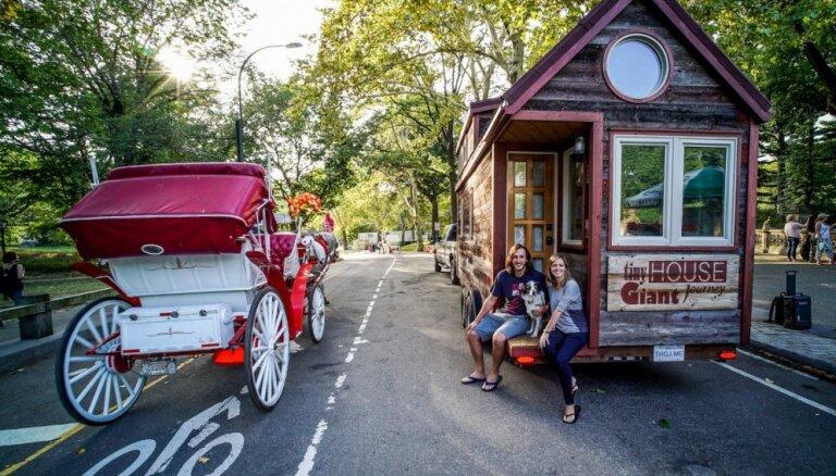 ФОТО: Как пара уволилась с работы, построила домик на колесах и отправилась в свое самое долгое путешествие