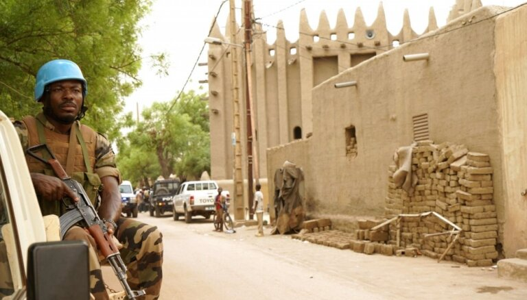 Mali nogalināti 10 ANO miera uzturēšanas spēku karavīri