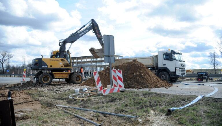 Глава Latvijas Valsts ceļi: в дорожном строительстве - острая нехватка работников