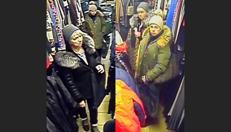 Полиция разыскивает подозреваемых в преступлении женщин