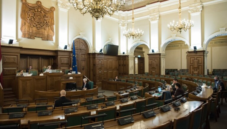 Saeimas Ārlietu komisija nosoda Krievijas militārās klātbūtnes palielināšanu pie Ukrainas robežām