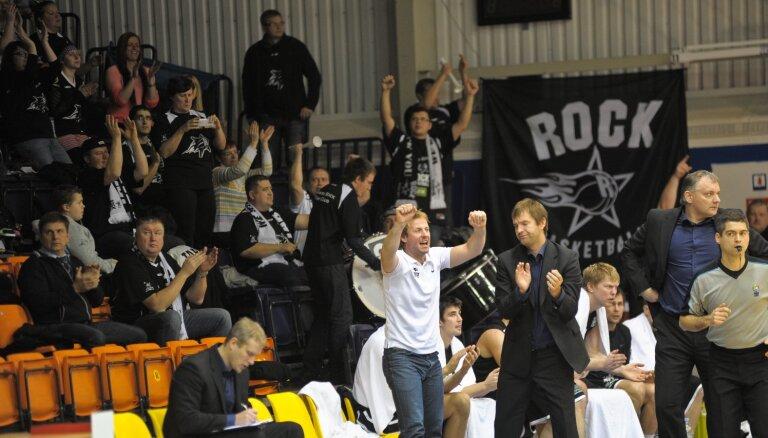 'Rock' ir atpakaļ – Tartu nodibināts unikāls kopienas basketbola klubs