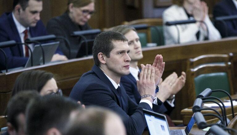 JKP ļaus Jurašam izlemt par palikšanu Saeimā