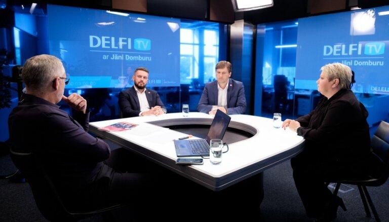 'Par ko balsot Rīgā?': atbild 'Saskaņa' sociāldemokrātiskā partija