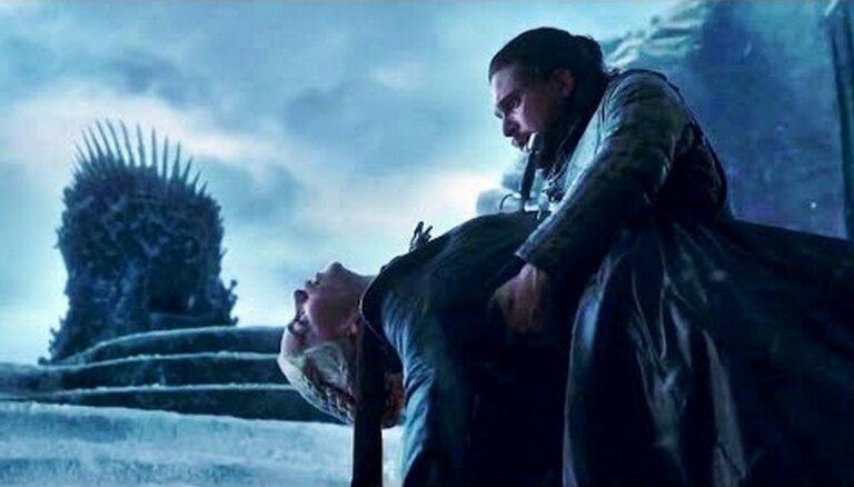 """Создатели """"Игры престолов"""" могут переснять финал сериала"""