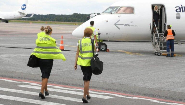 Лиепайский аэропорт надеется открыть рейсы в Москву и Гамбург