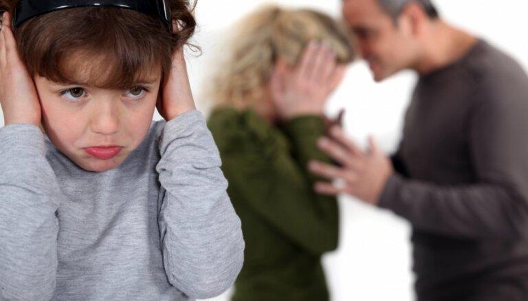7 ошибок, которые допускают родители в разводе
