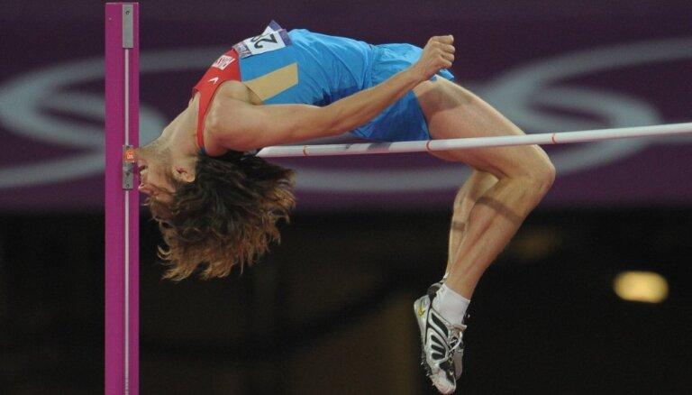 IAAF aizdomās par dopinga lietošanu tur 14 Krievijas vieglatlētus, ieskaitot olimpisko čempionu
