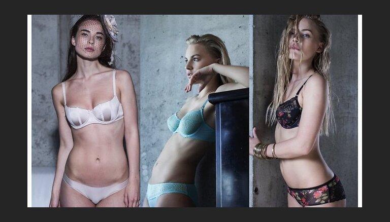 ФОТО: Красота под платьем— дизайнер Кейта сотрудничает с маркой белья New Rosme