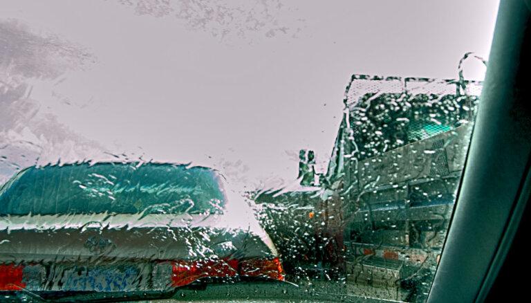 Autovadītājam laba redzamība svarīga no izkustēšanās brīža