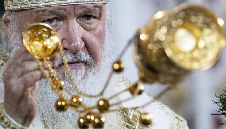 """Патриарх Кирилл призвал женщин отказаться от аборта и """"отдать ребенка Церкви"""""""