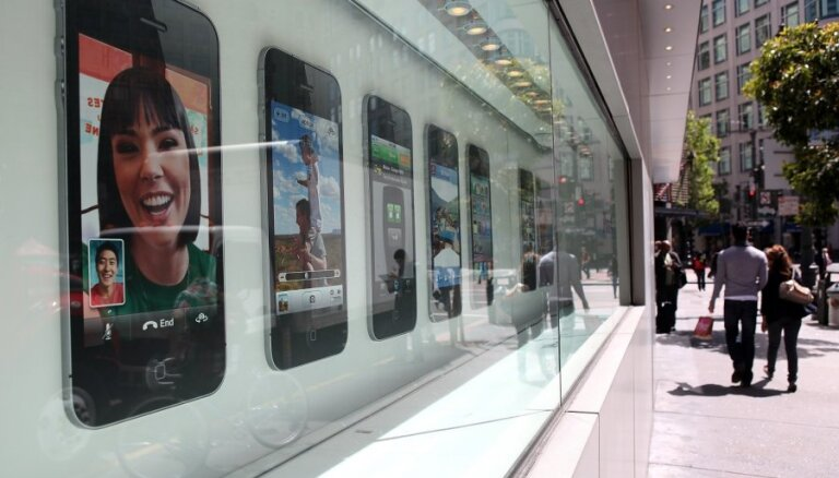 Medijs: 'Apple' jau nākamā gada sākumā varētu piedāvāt 'iPhone 5S'