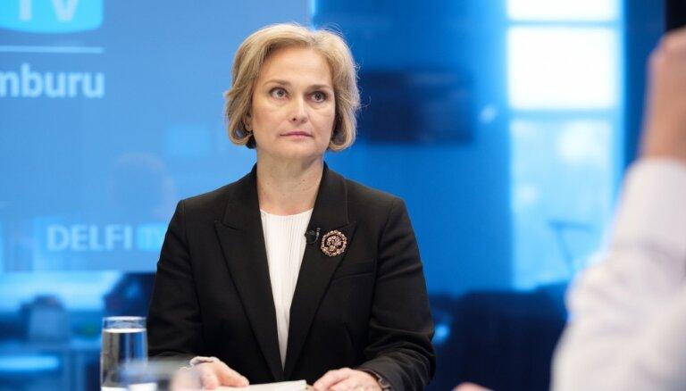 'Vajadzīgs viskompetentākais' – Ziemele pauž atbalstu Lībiņas-Egneres kandidatūrai ST tiesneša amatam