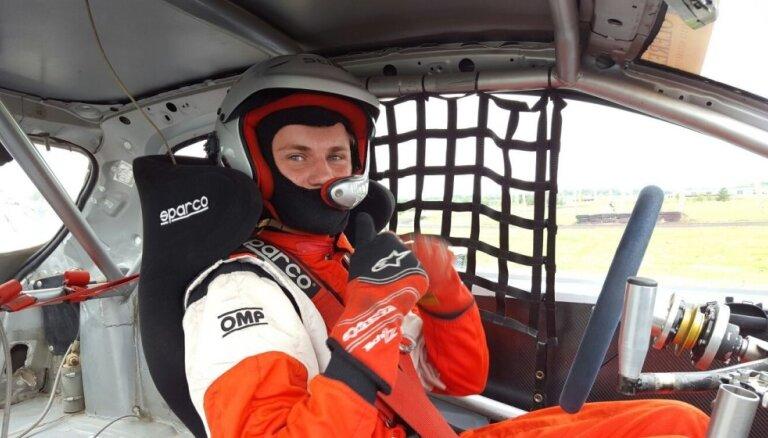 LMT Autosporta Akadēmijai pievienojas rallijkrosa un autošosejas pilots Ingus Beļakovs