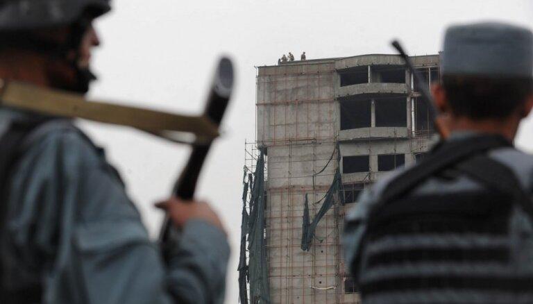 Talibi Afganistānā sagrābuši rajona centru