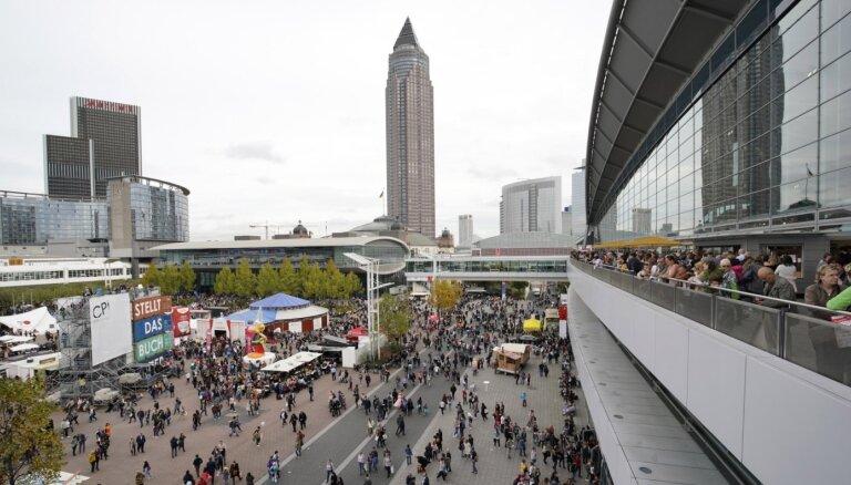 Latvija dalību 2025. gada Frankfurtes grāmatu tirgū pieteiks viesu valsts statusā