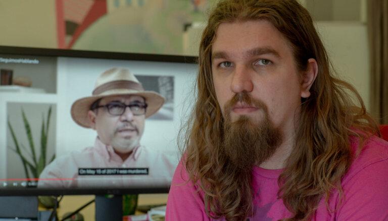 Un Ņemcovu? Rīgas maskavieša Tjukavkina 9 reklāmas 'Oskari' par augšāmcelšanu no mirušajiem