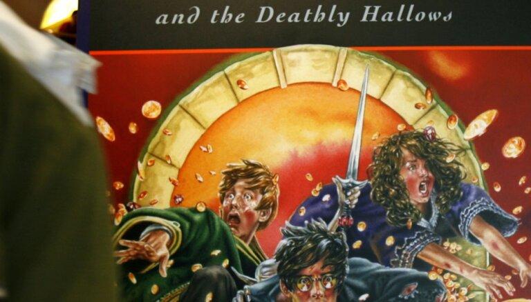 Книги о Гарри Поттере изъяли из католической школы: священник посчитал заклинания реальными
