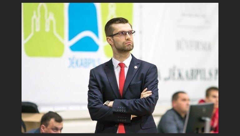 BK 'Jēkabpils' galvenais treneris: mums jābeidz visus respektēt