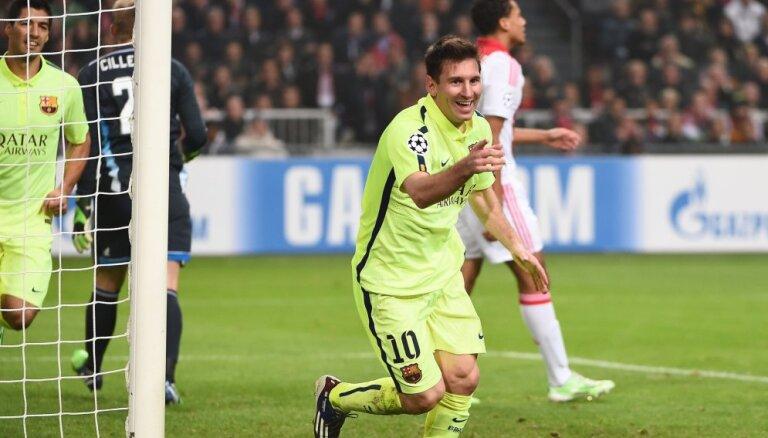 """ВИДЕО: Месси— новый лидер по хет-трикам, """"Барселона"""" обошла """"Реал"""""""