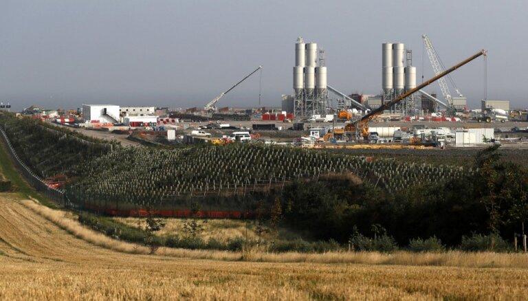 Lielbritānijā apstiprina pirmo AES projektu pēdējās paaudzes laikā