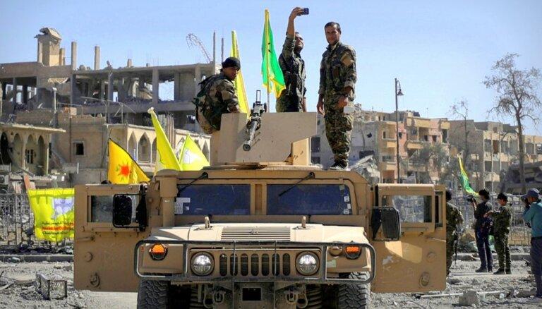 """Оказавшиеся в изоляции курды представили России свою """"дорожную карту"""""""