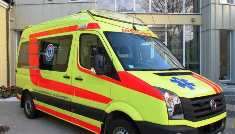 Porziņģa konflikts: ārstniecības iestādē nogādāta viena incidentā cietusi persona