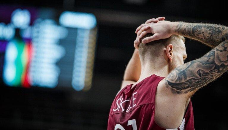 Мужская сборная Латвии по баскетболу впервые с 1999 года не попала на чемпионат Европы