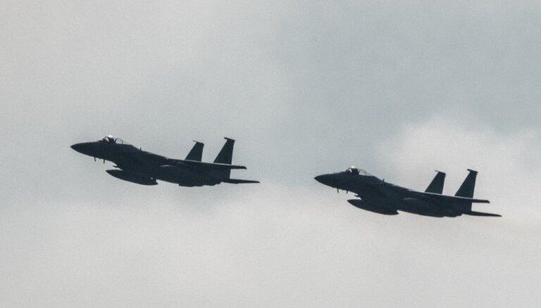 Francija veikusi uzlidojumus nemierniekiem Čadas ziemeļos