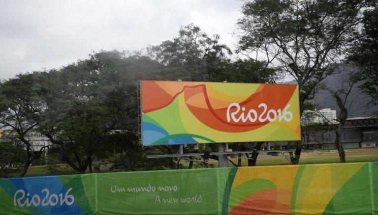 Rio olimpisko spēļu galvenais rīkotājs arestēts par balsu pirkšanu