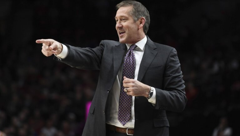 Bijušais 'Knicks' treneris slavē Porziņģa uzcītību