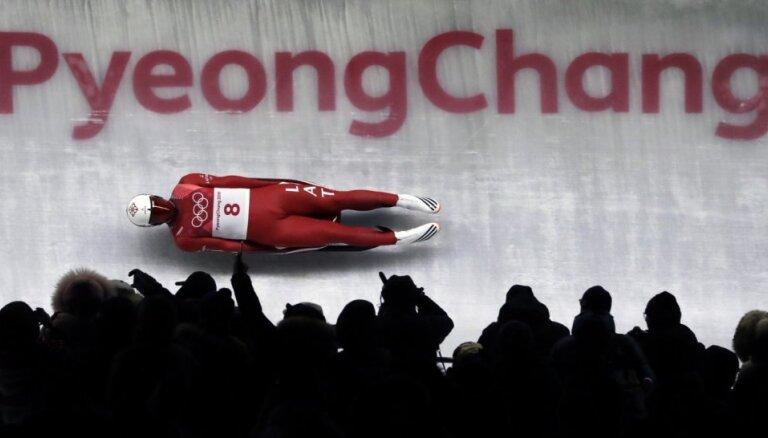 Aparjods olimpisko debiju Phjončhanā noslēdz 11. pozīcijā, Kivlenieks divdesmitais