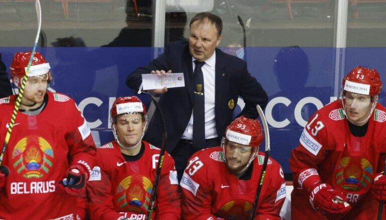 Baltkrievijas treneris pēc izgāšanās Rīgā iesniedz atlūgumu