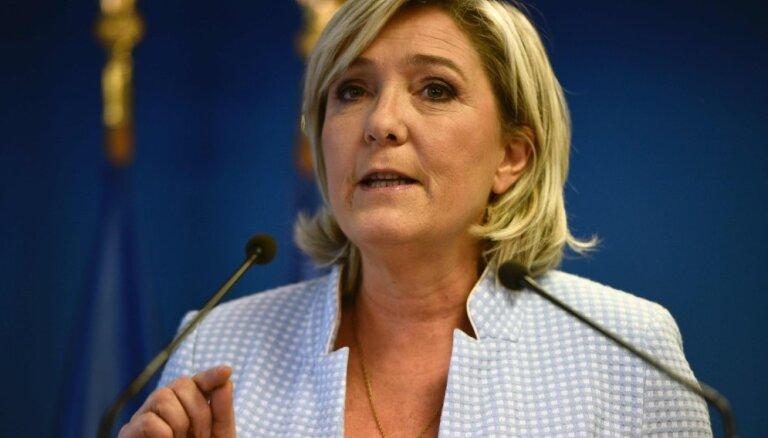 Ле Пен: дети нелегалов не должны учиться во Франции бесплатно
