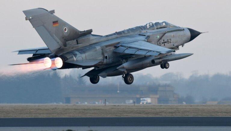 Немецкие истребители с устаревшими системами могут быть сняты с миссий НАТО