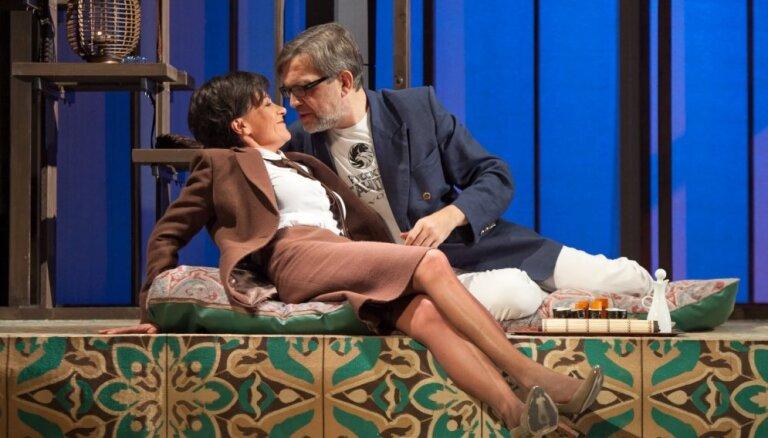 Liepājas teātrī pirmizrādi piedzīvos melodrāma 'Žanna'