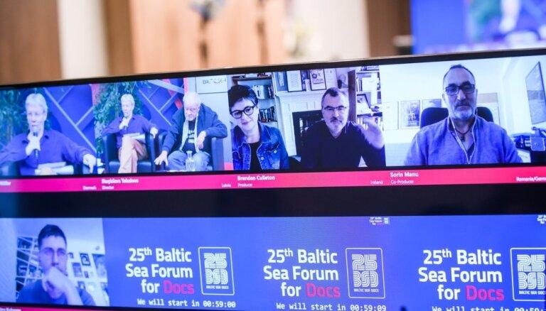 Baltijas jūras dokumentālo filmu forumā apbalvoti četri filmu projekti