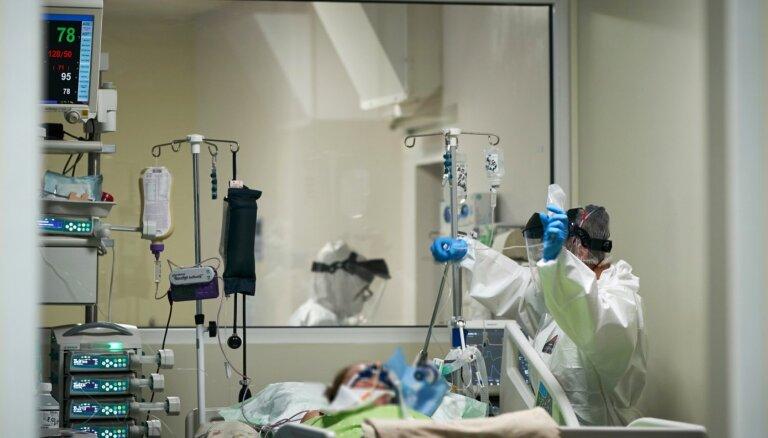 Количество госпитализированных пациентов с Covid-19 уменьшилось