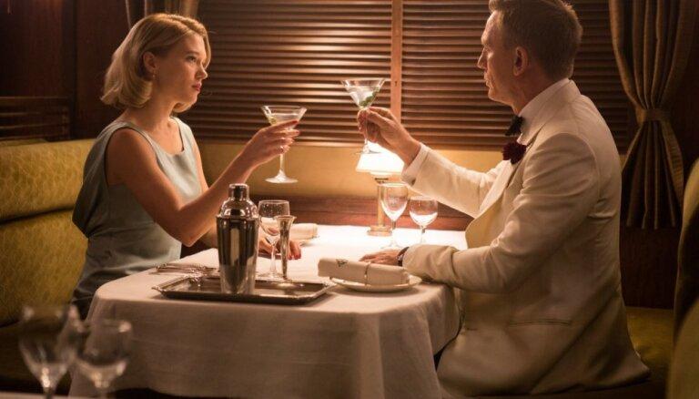 Filma par Džeimsu Bondu pārspēj rekordus Latvijas kinoteātru vēsturē
