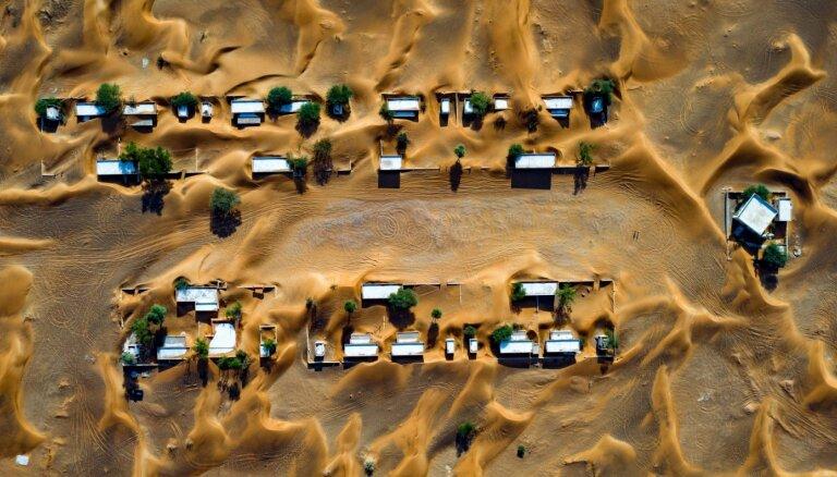 ФОТО. Природа победила: Город-призрак недалеко от Дубая