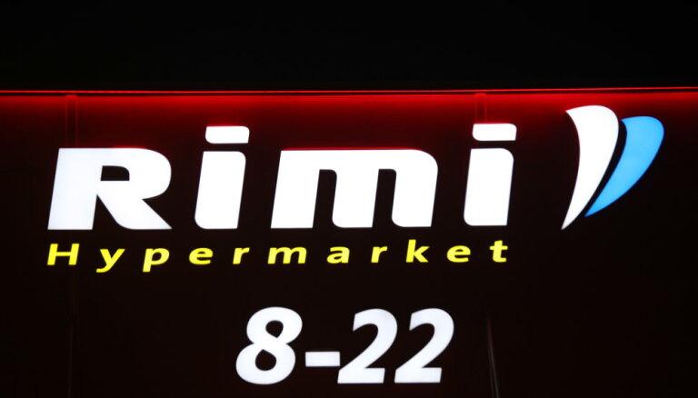 Лидирующие позиции в торговле сохраняет Rimi Latvia