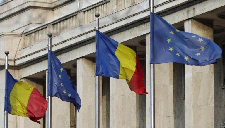 Rumānija pauž pārliecību par spēju uzņemties ES prezidentūru