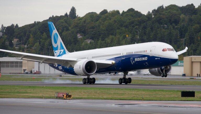 Boeing переведет самолеты на биотопливо