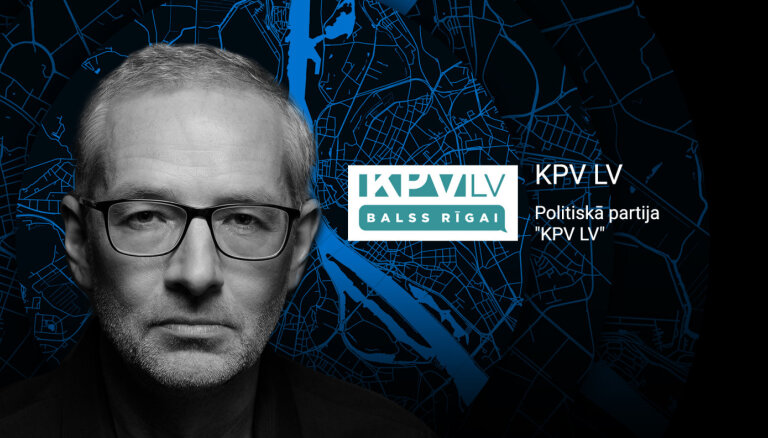 Pulksten 13 'Par ko balsot Rīgā?' atbildēs politiskā partija 'KPV LV'