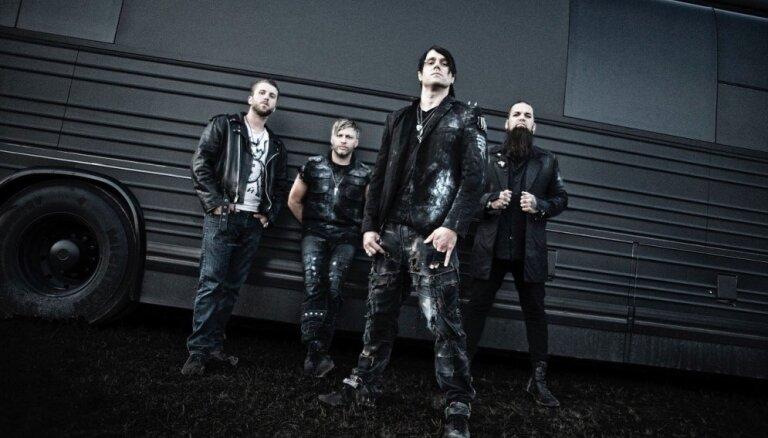 Oktobrī Rīgā ar jaunāko albumu atgriežas 'Three Days Grace'