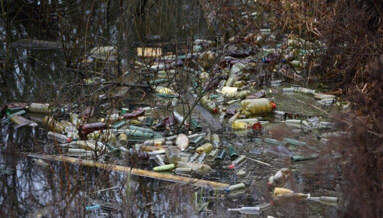 Ārkārtējās situācijas laikā palielinājusies vides piegružošana, norāda VVD