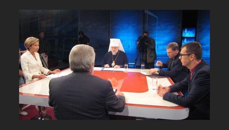 Главы христианских конфессий Латвии хотят дистанцироваться от политики