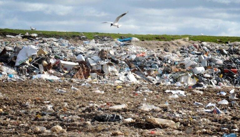 В ЕС перерабатывается 42% отходов, в Латвии— 16%
