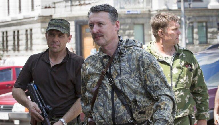 MH17 lietā apsūdzētais Girkins paziņo, ka nesniegs liecības